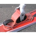 Stopa, mocowanie nart. Używana.