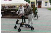 FREEDOM Sport Trikke EV Czarny