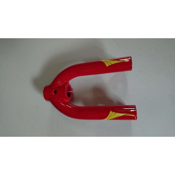 Przedni widelec T8SPORT czerwony