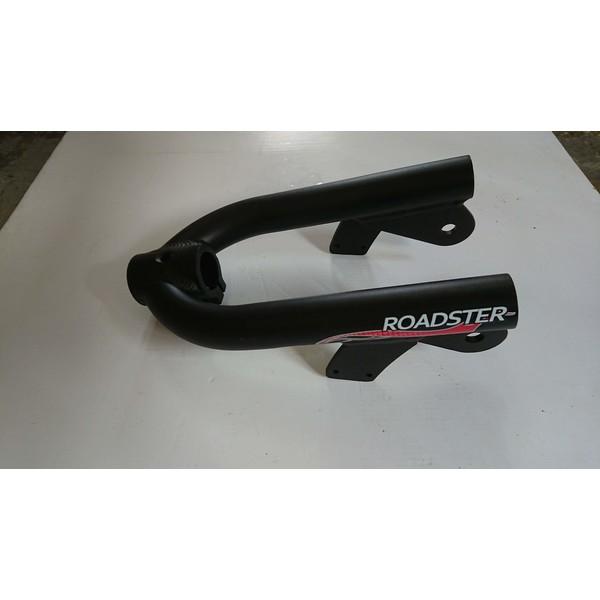 Przedni widelec T12 2005-2010 czarny