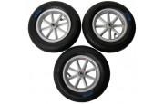Tire -  Innertube - Wheels