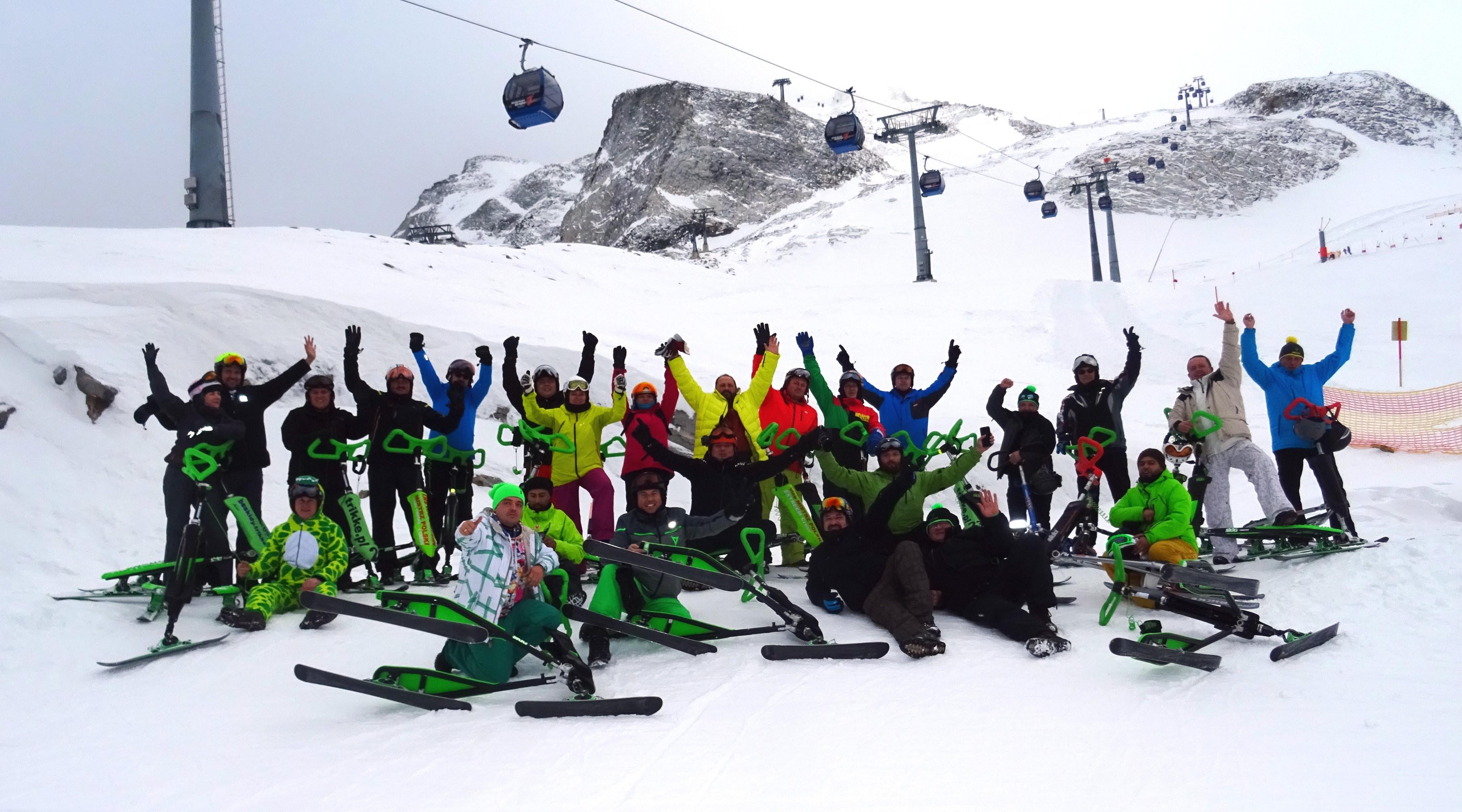 Bezpieczne narty